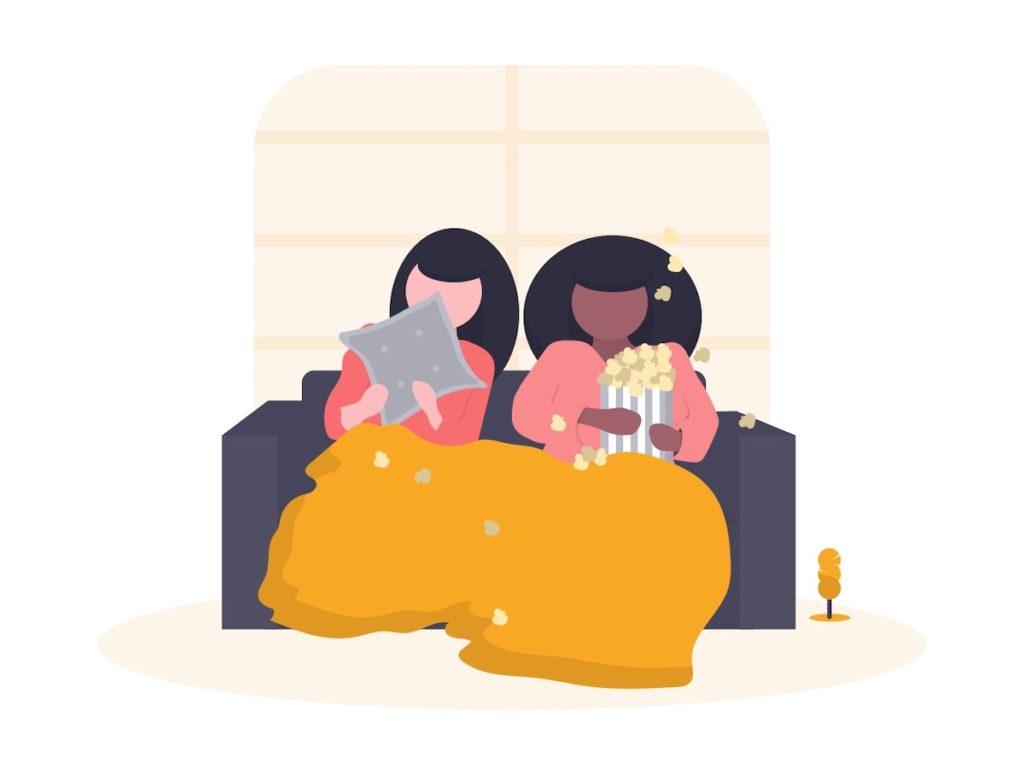 映画【2020年】GWは自宅でゆっくり家族と過ごしてみては?