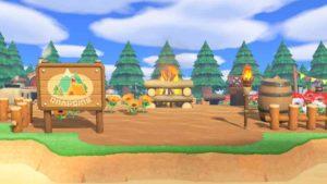 あつ森キャンプ場