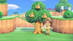 あつ森-ベル(お金)のなる木