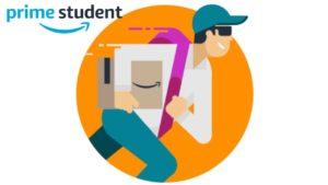 Prime Studentの通常特典2:Prime delivery