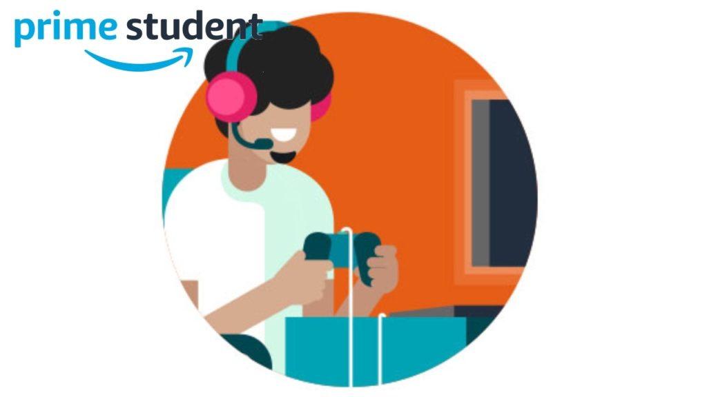 Prime Studentの通常特典5:Twitch Prime