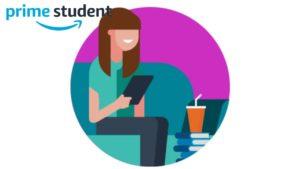 Prime Studentの通常特典6:Prime Reading