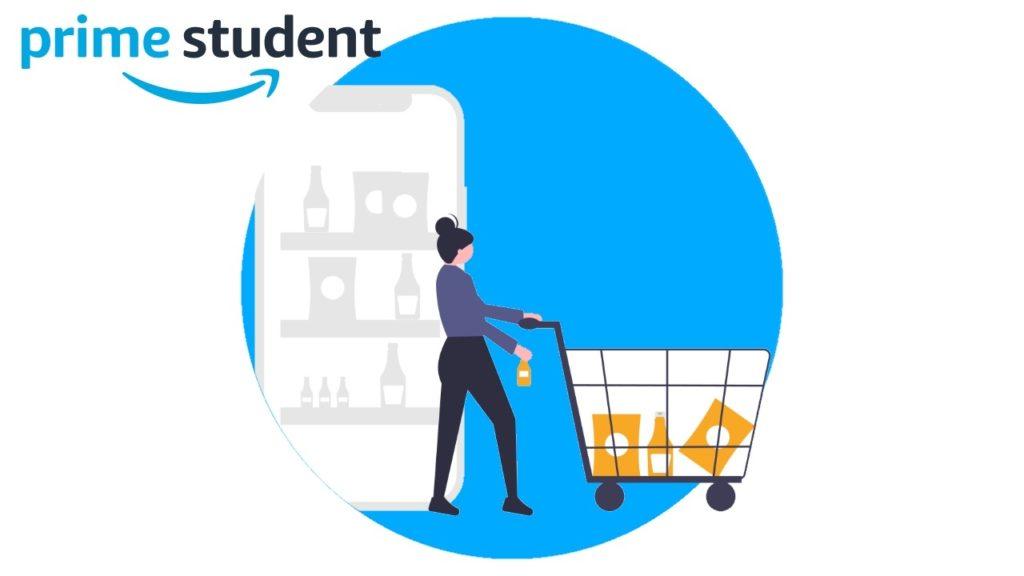 Prime Studentの通常特典9:Amazonフレッシュ