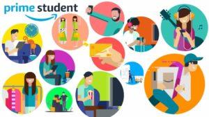 Prime Studentの12個の通常特典